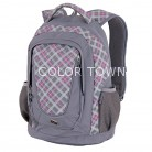 Rucsac PULSE Music Pink plaid