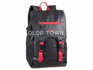 Rucsac PULSE Walker black-red
