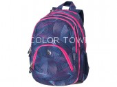 Rucsac PULSE 2 in1 Violet univers