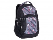 Rucsac PULSE Fever gray red
