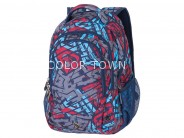 Rucsac PULSE Blast Blue labirint