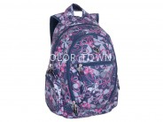 Rucsac PULSE Dobby Blue butterfly