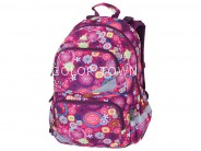 Rucsac PULSE Anatomic XL Purple flower